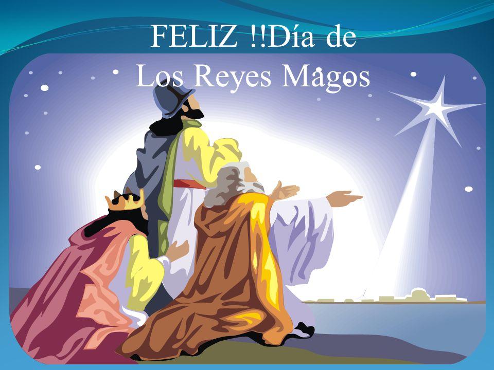 Feliz Día De Los Reyes Magos El Cinco De Enero On January 5th