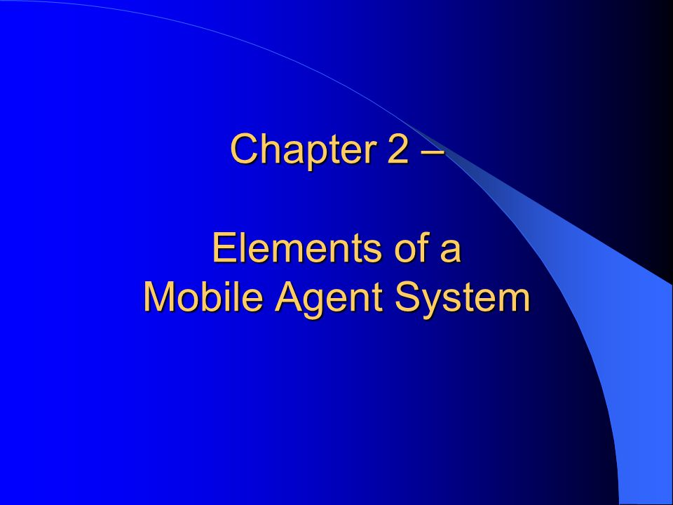 Java Mobile Agents with Aglets Wolfgang Schreiner - ppt download