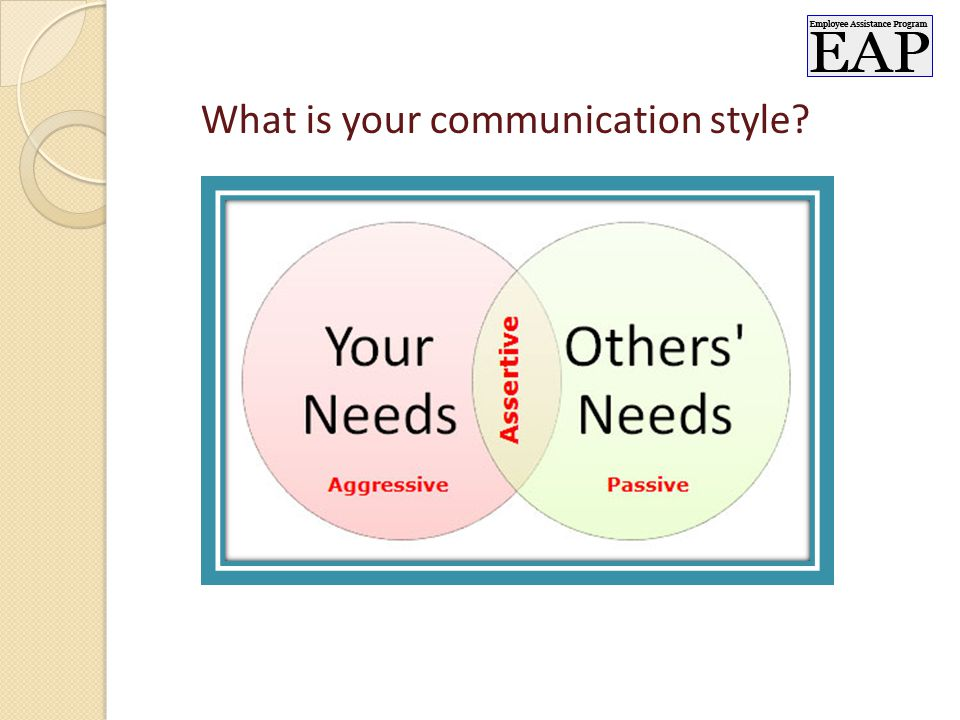 What is your communication style