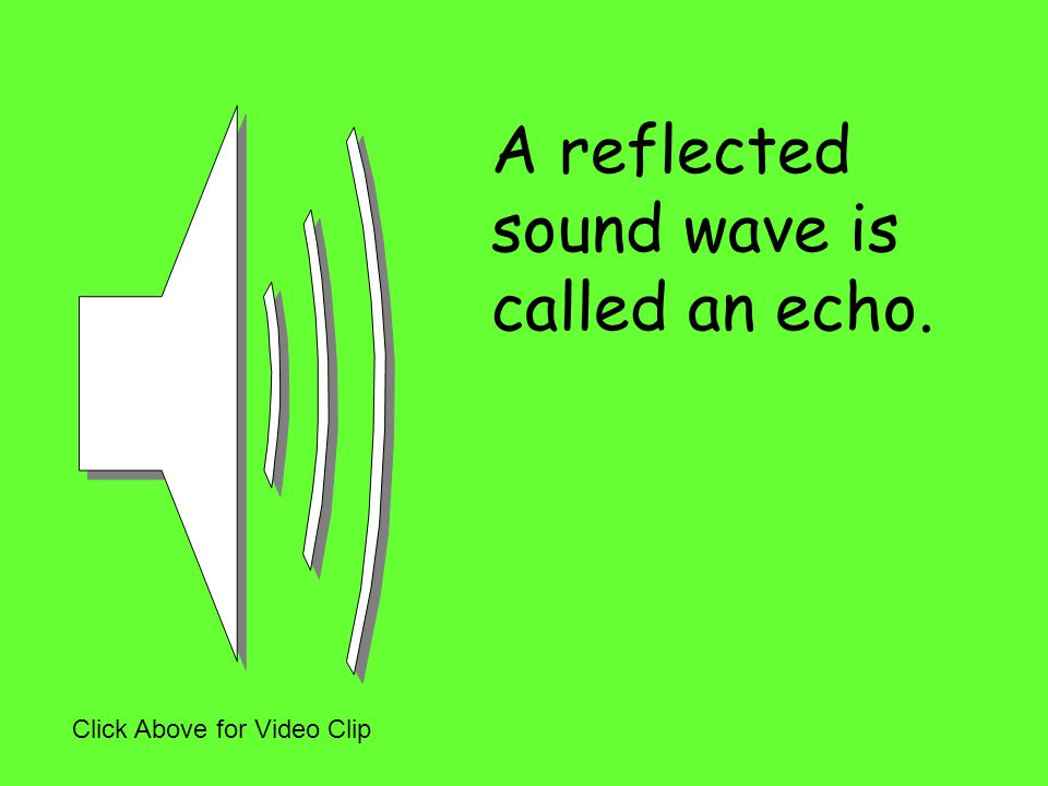 Sonar is a system that uses transmitted and reflected sound waves to learn how far away an object is in water.