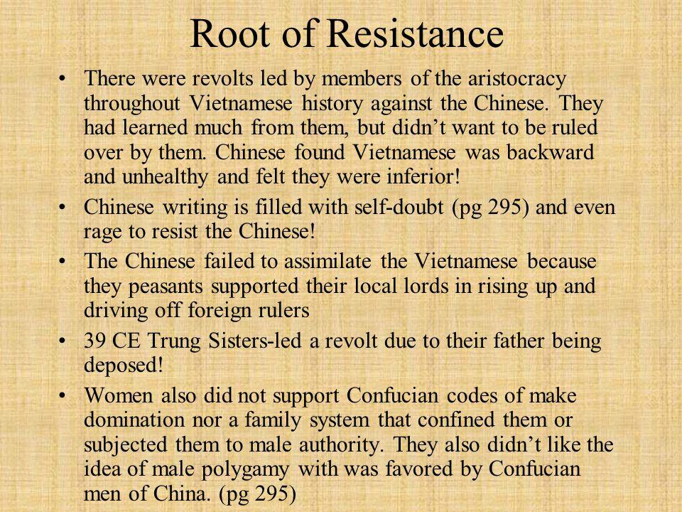 chinese rule in vietnam