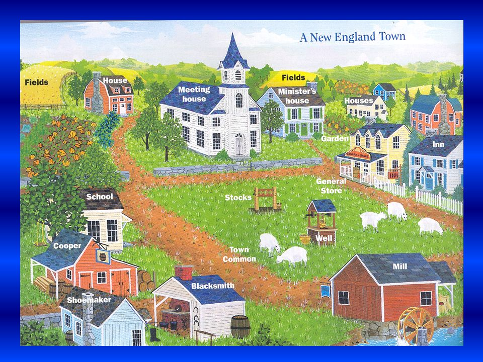 new england town common