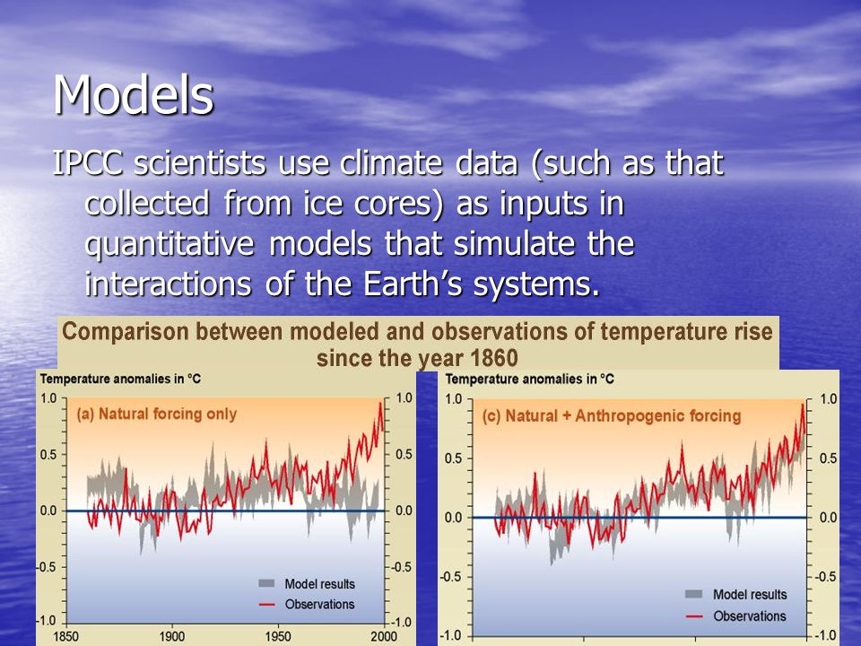 Dealing with Global Warming SNC2D  The IPCC The IPCC is the