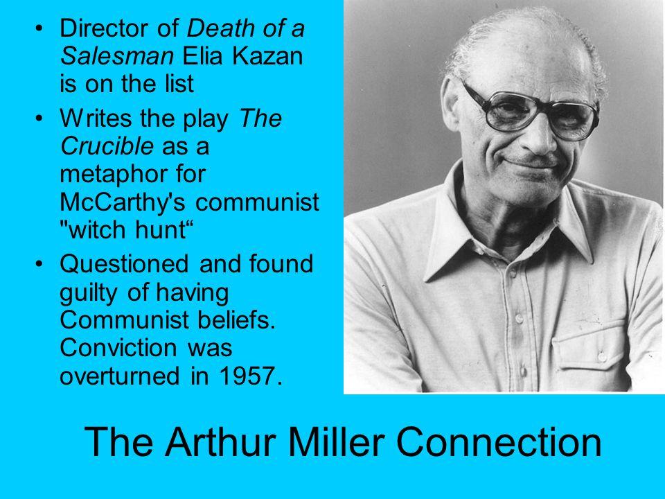 arthur miller beliefs