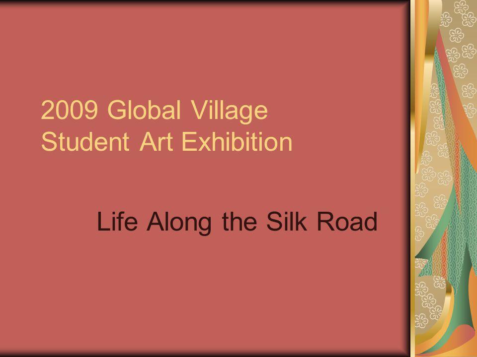 life along the silk road