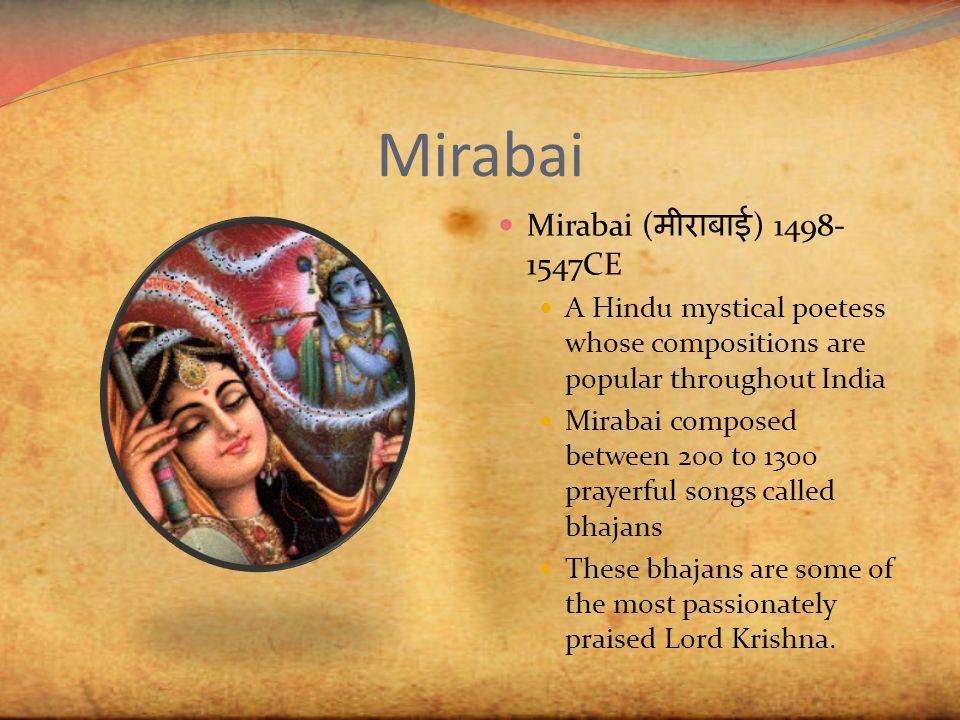 Bhagavad Gita Within the Gita, there are three paths laid