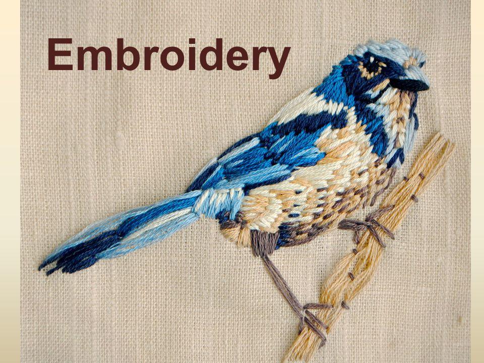 Embroidery. What is Embroidery  Embroidery  is the handicraft of ... 90cd8990605c