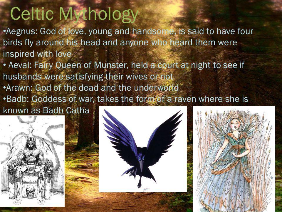 Celtic Mythology and Irish Folklore By Amanda Stafford