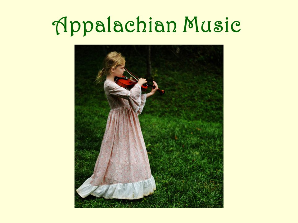 Appalachian Music  Important Musical Instruments Banjos Dulcimers