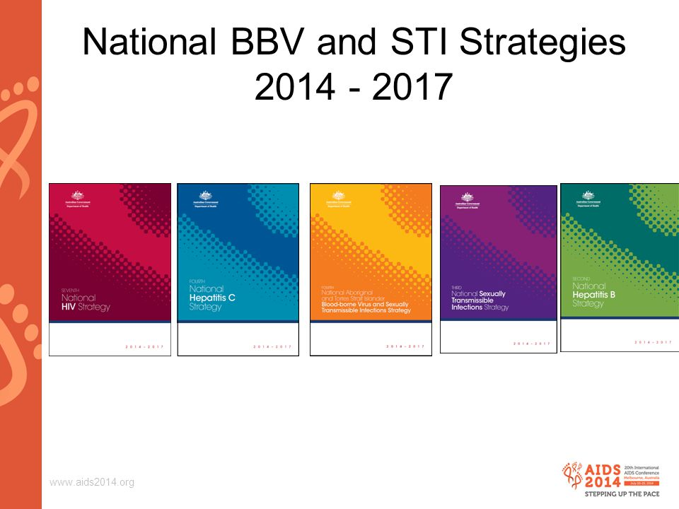 National sexually transmissible infections strategy