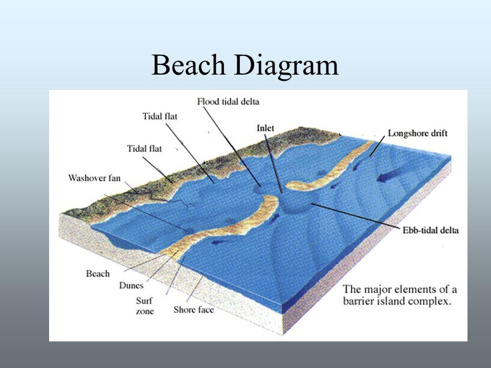 Barrier Island Evolution Beach Diagram Introduction Three Main