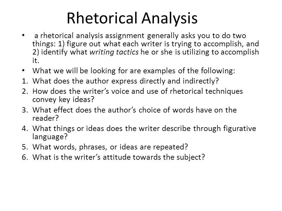 rhetorical advertisement analysis Advertisementitgivestheproductanimagethatmenwant rhetorical analysis sample essay 2 created date: 1/10/2011 3:56:31 am.
