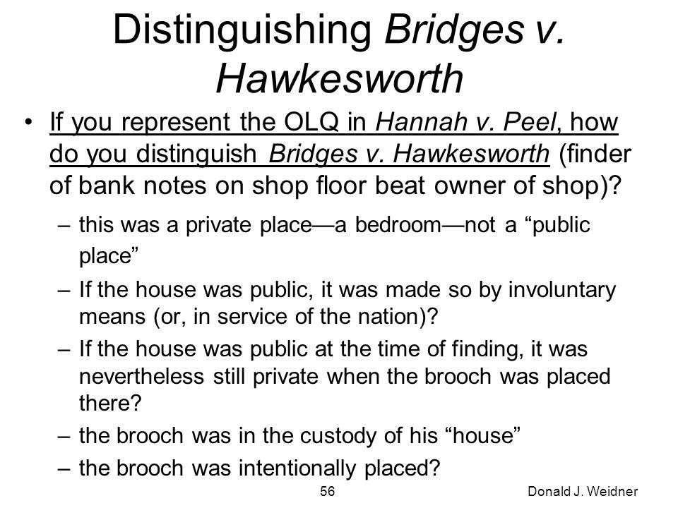 bridges v hawkesworth