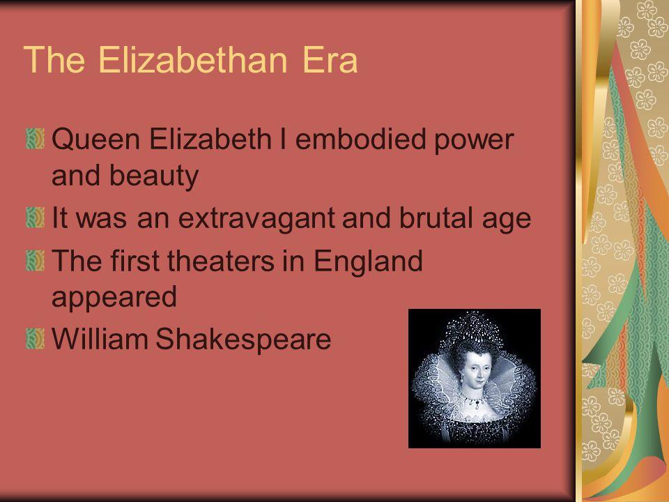 where did the elizabethan era take place