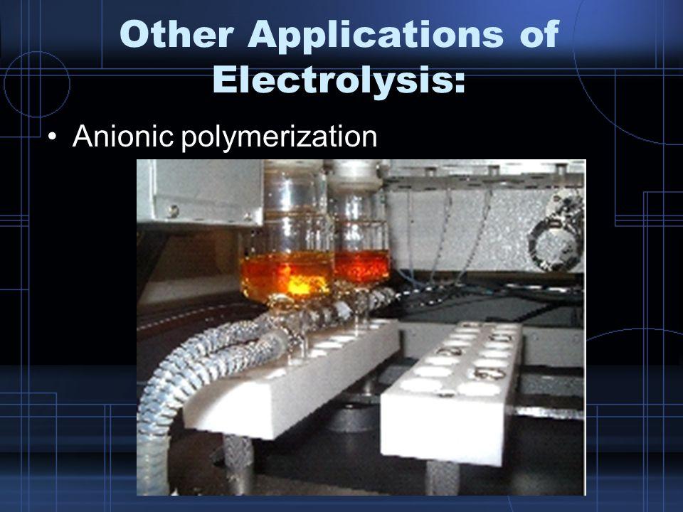 "Electrolysis Amy Jewel, Rob Larkin and Todd Haurin ""Water will be"