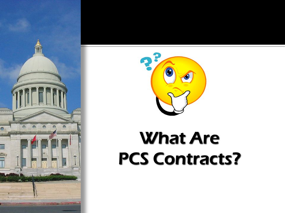 What Are PCS Contracts