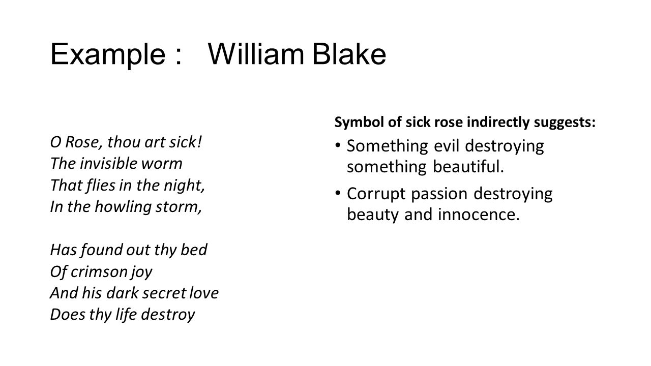 Literary Concepts For Stylistic Analysis Of Poetry Eng551 Lecture