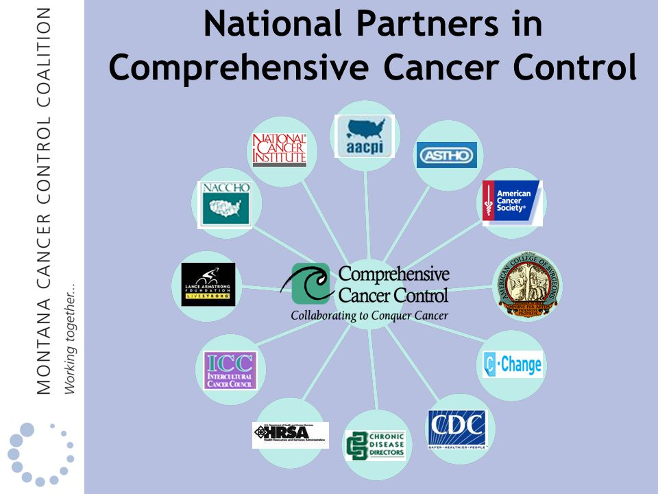 National Partners in Comprehensive Cancer Control