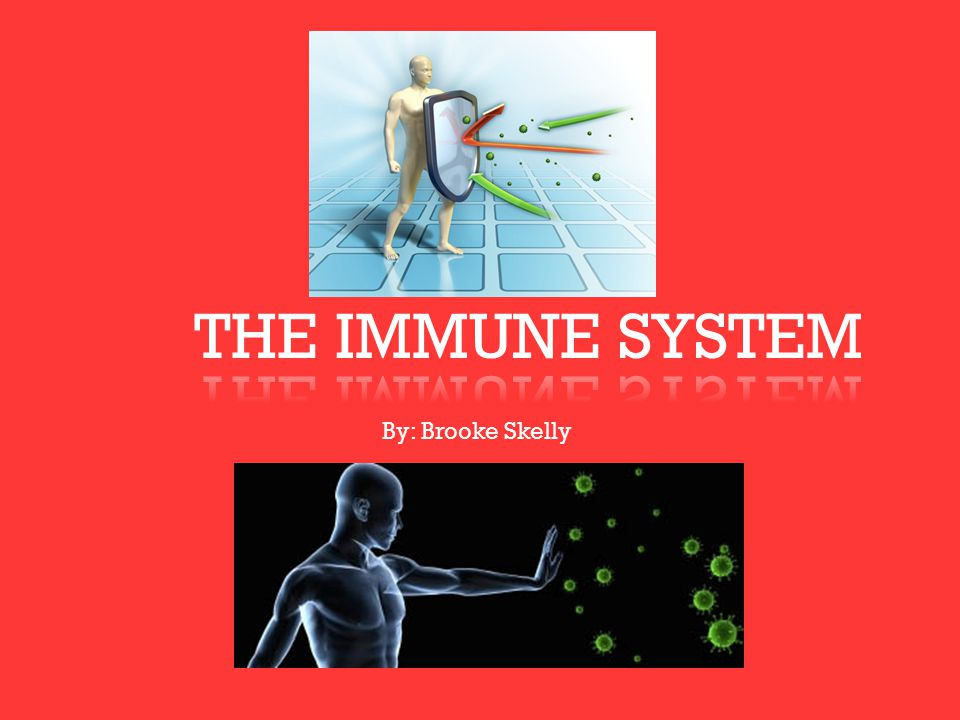 By Brooke Skelly What Is The Immune System The Immune System