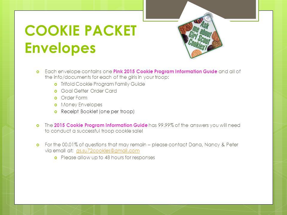 Girl Scouts Heart Of New Jersey 2015 Cookie Program Dana Shapiro