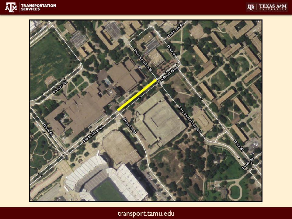 Transport.tamu.edu Options for Access Improvements Near MSC ... on bsu map, yale map, stanford map, uk map, auburn university map, tamiu campus map, burma border map, cu map, college station map, shsu map, uh map, sfu map, mcgill map, duke map, tech map, mong la map, harvard map, aggie map, coastal map, ttu map,