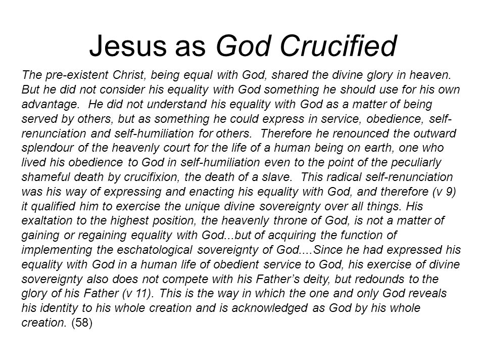 """3. Is Paul's """"Christ"""" God or Messiah?"""