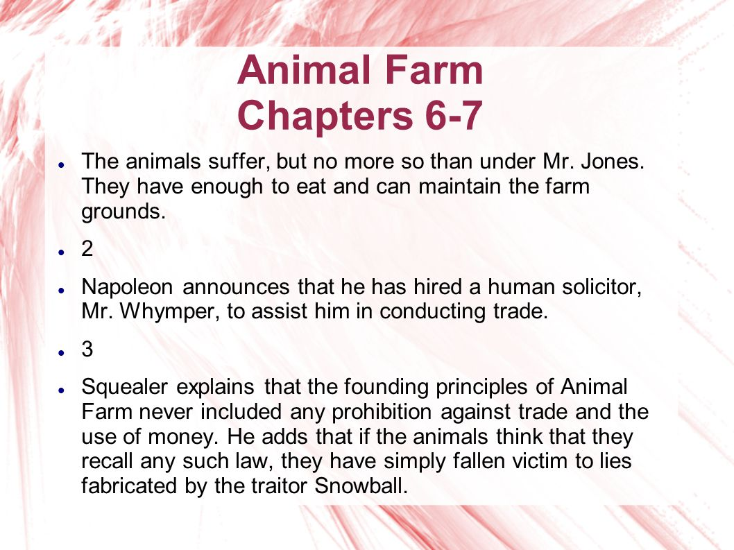 the novel animal farm essay Animal farm, by george orwell 806 words | 4 pages george orwell's work animal farm portrays human society and its blemishes although orwell wrote the book to expose communist russia and its flawed ideology, the fairy story depicts the world and society as a whole.