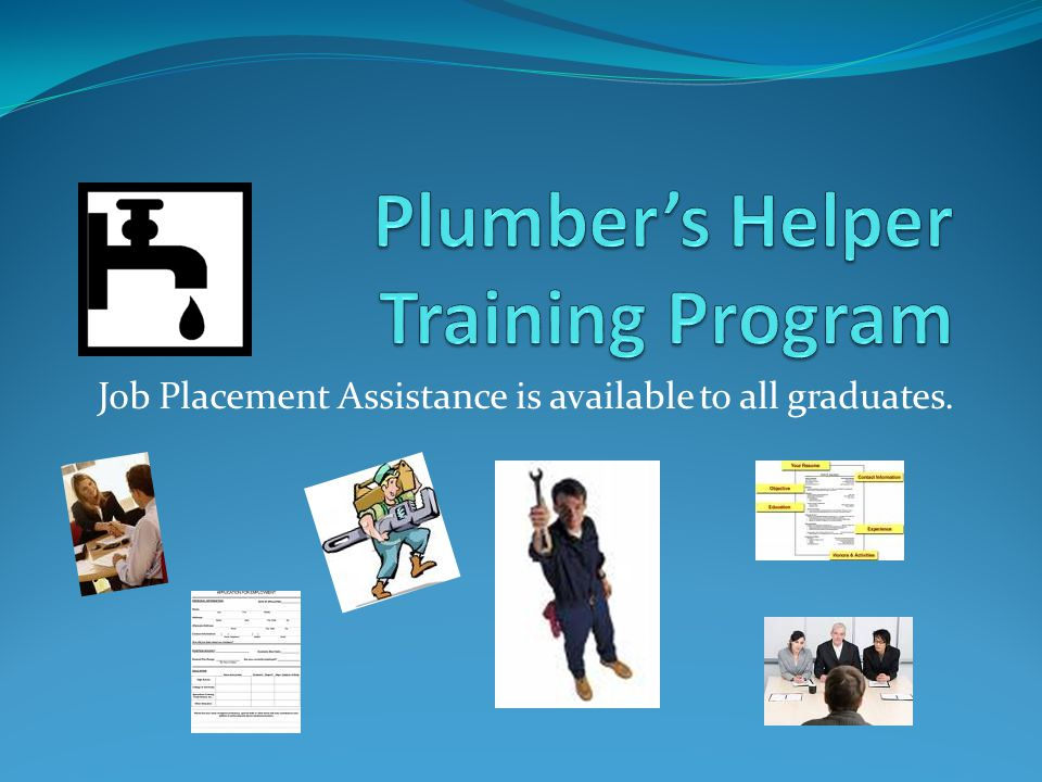 Job Placement Assistance is available to all graduates.