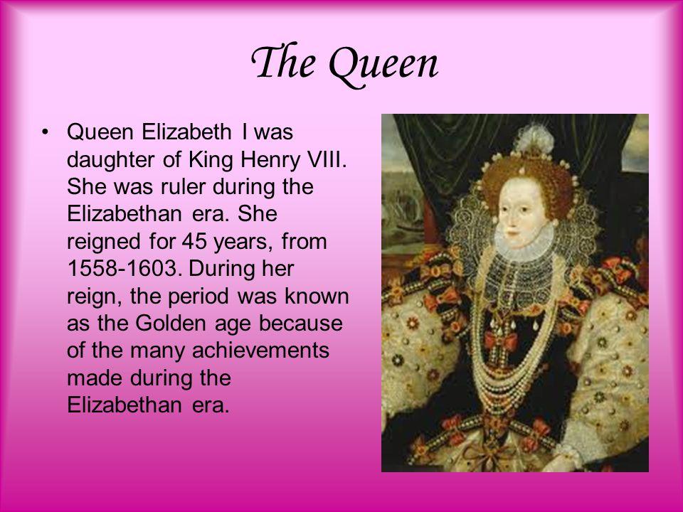 elizabethan era years