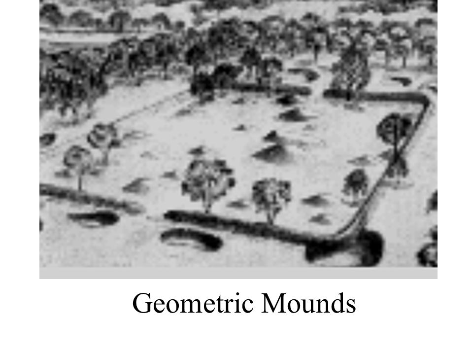Geometric Mounds