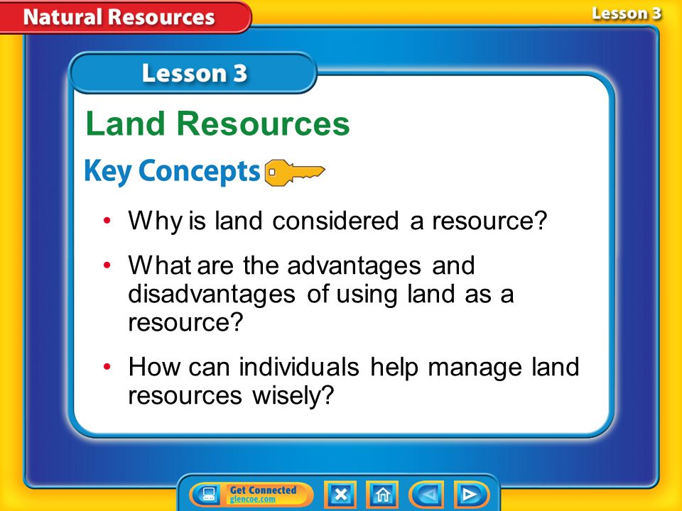 Lesson 2 - Now 3.Renewable energy resources do not pollute the environment.