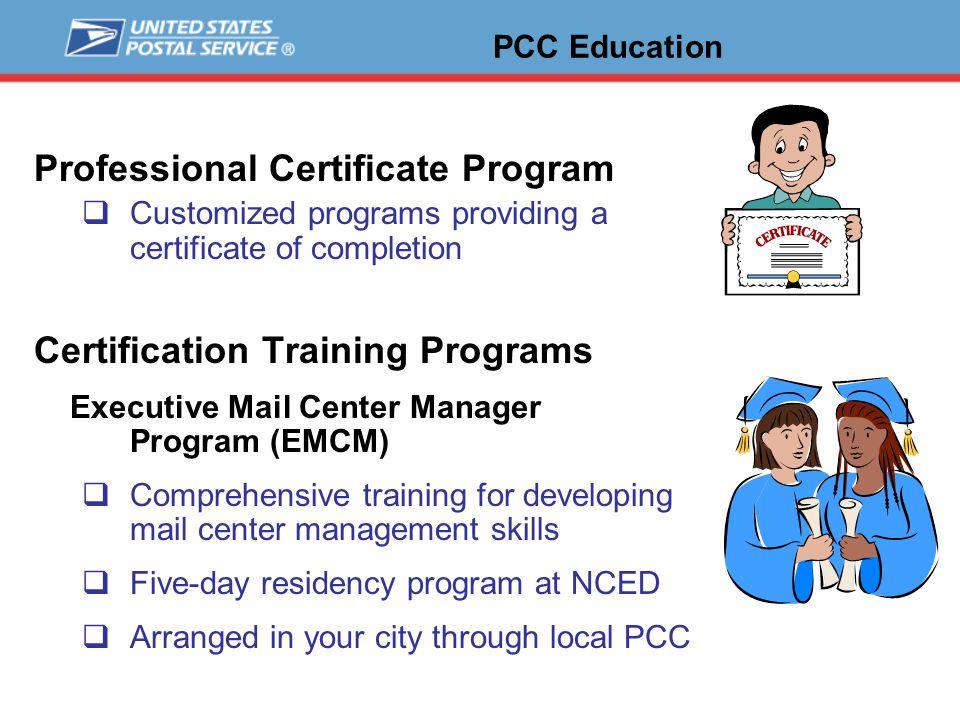 Benefits Of The Pcc Benefits Of Pcc Membership Topics Goal Of