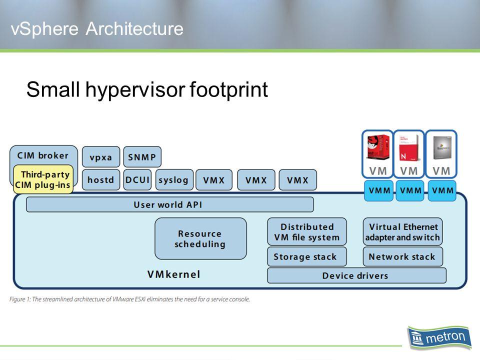 VSphere vs  Hyper-V Metron Performance Showdown  Objectives