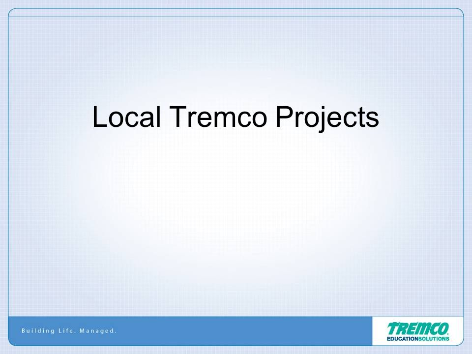 Tremco's Sacramento & Reno Team Don Metzger Field Advisor