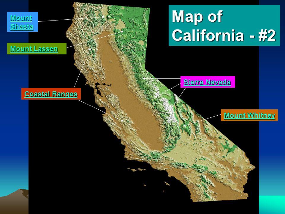 California Coastline The Coastline Of California Stretches