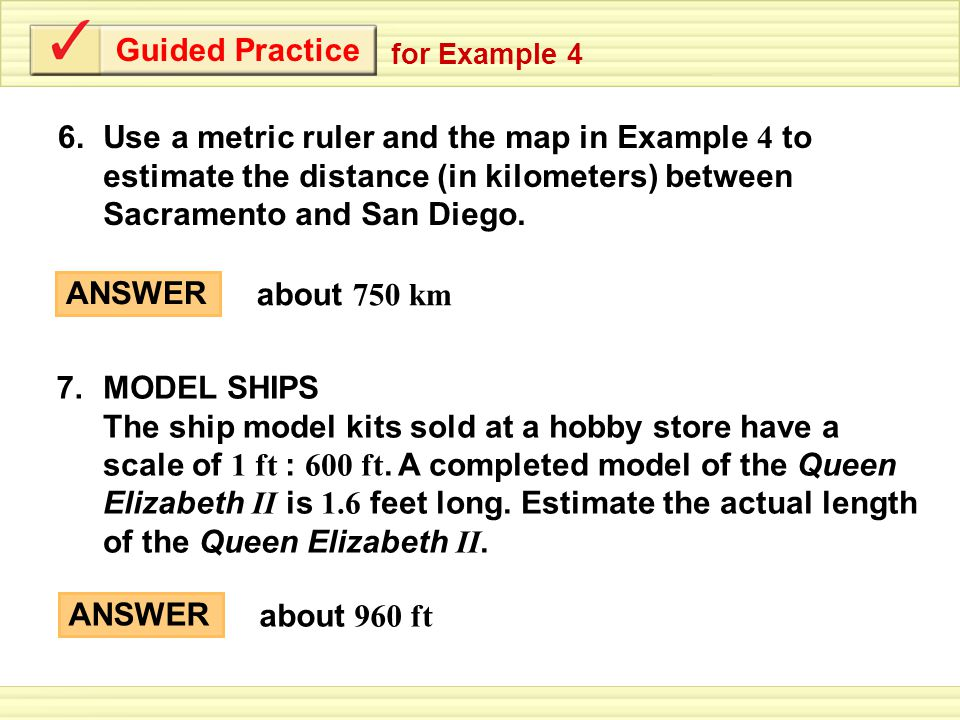 Hobby Store San Diego >> Use The Scale On A Map Example 4 Use A Metric Ruler And The