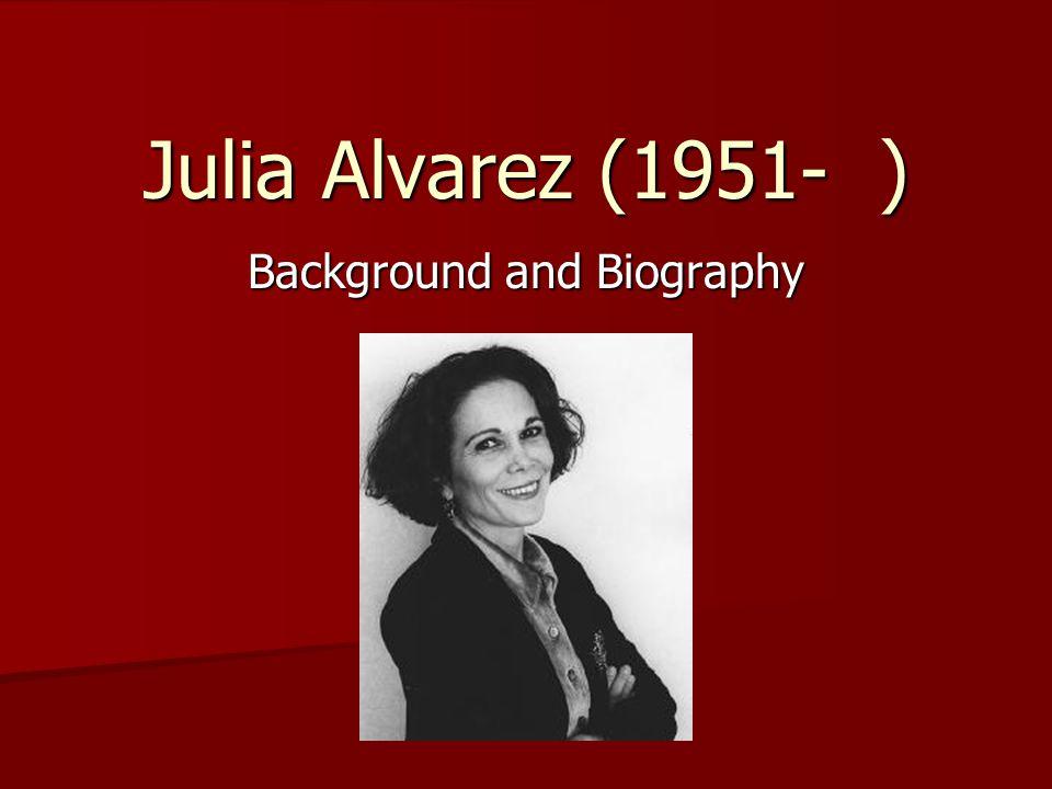 julia alvarez accomplishments