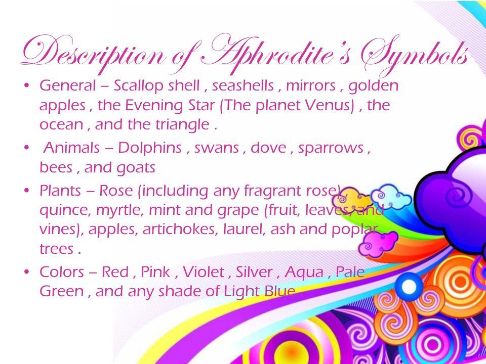 My Greek Deities Meaning Of Aphrodite Aphrodite The Greek Goddess