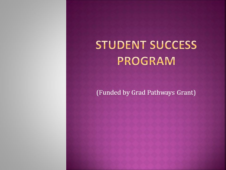 Funded By Grad Pathways Grant Students At Risk For Leaving High