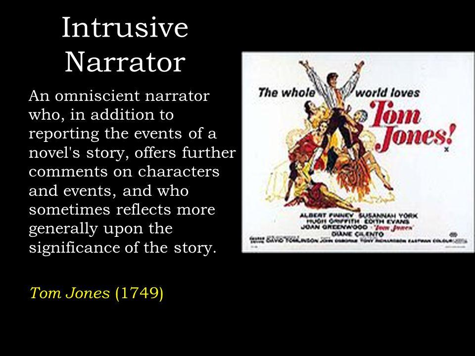 tom jones novel characters