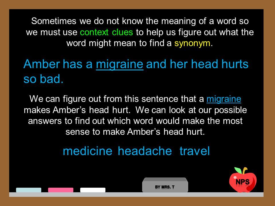 To make sense synonym