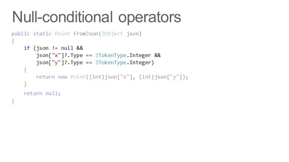 Mads Torgersen Language PM for C# What's new in C# ppt download