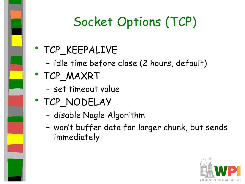 Sockets CS 3516 – Computer Networks  Outline Socket basics