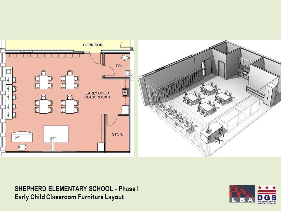 Shepherd Elementary School Phase I Shepherd Elementary School Phase
