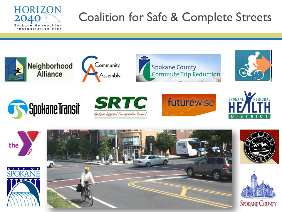 Coalition for Safe & Complete Streets