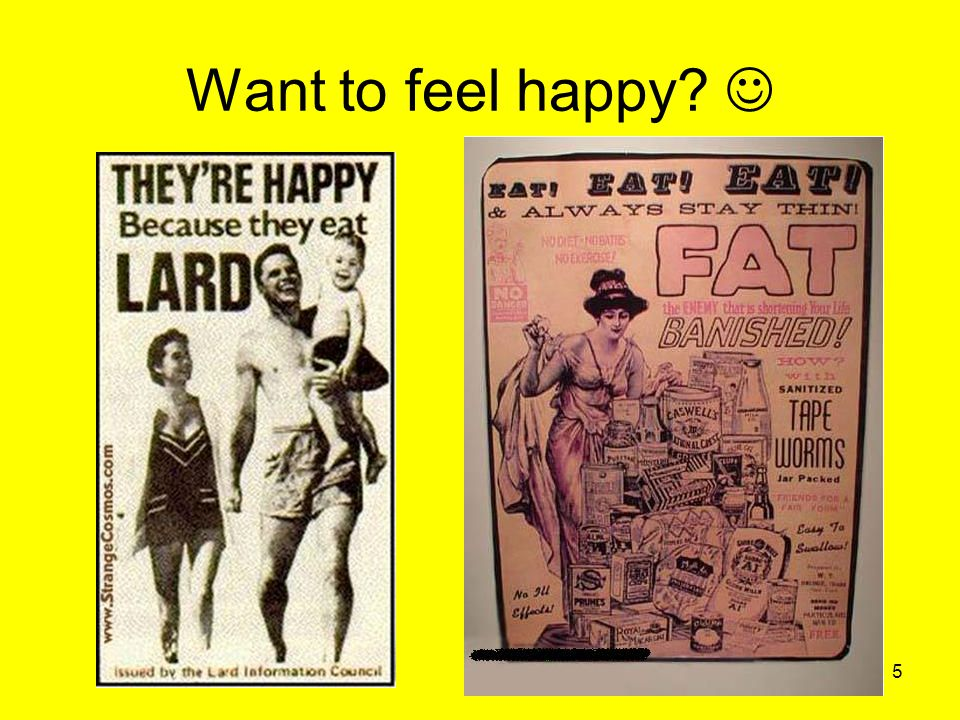 Want to feel happy 5