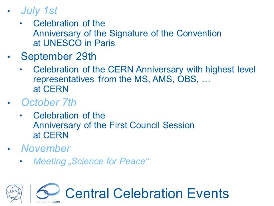 Resultado de imagen de CERN MICHAEL 29TH SEPTEMBER