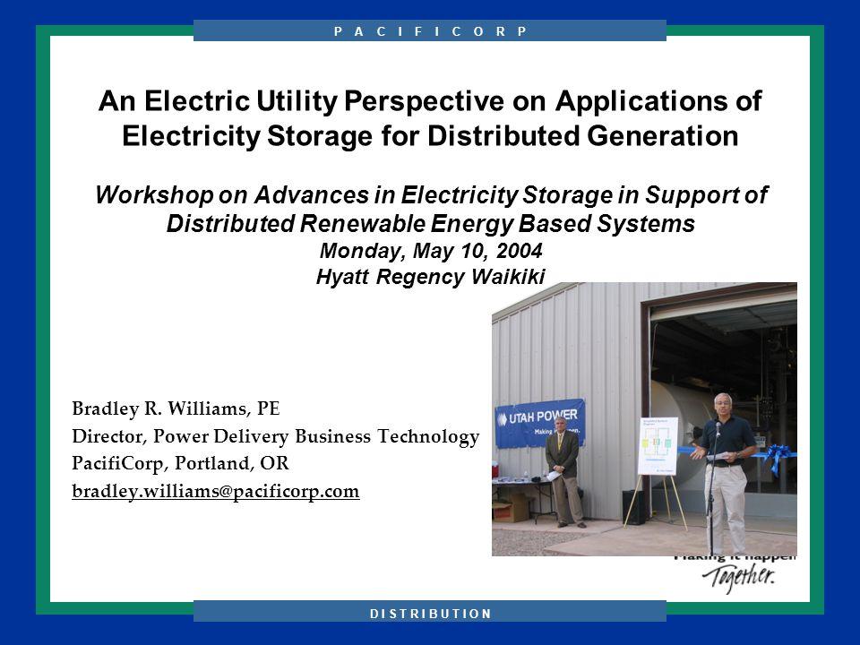 ess utilitiesservicesinc com P A C I F I C O R P D I S T R I B U T I O N An Electric Utility ...