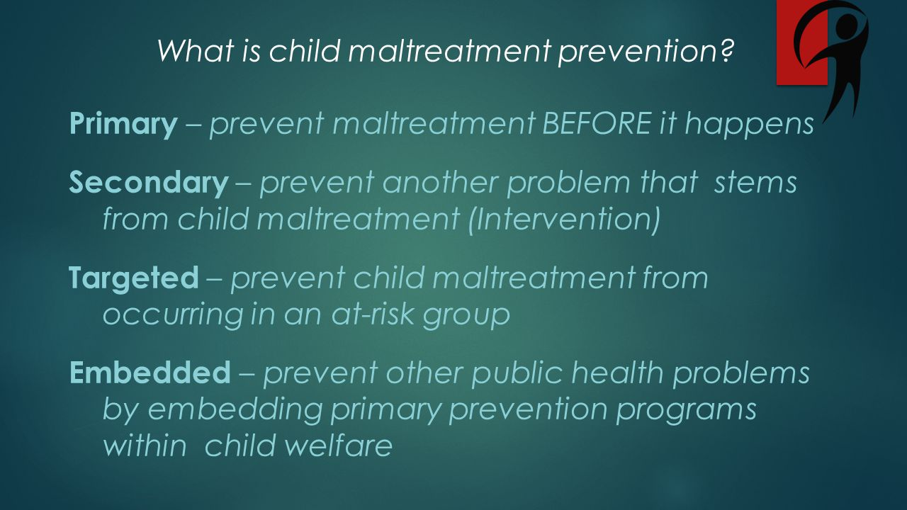 What is prevention