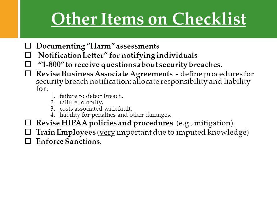 28 Security Breach Notification ...